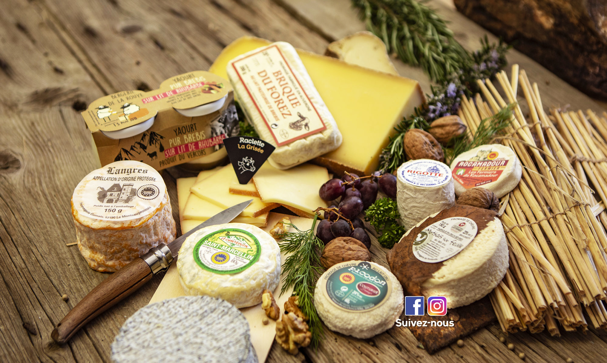 Ballouhey imprimeur - étiquettes fromage sèches et adhésives